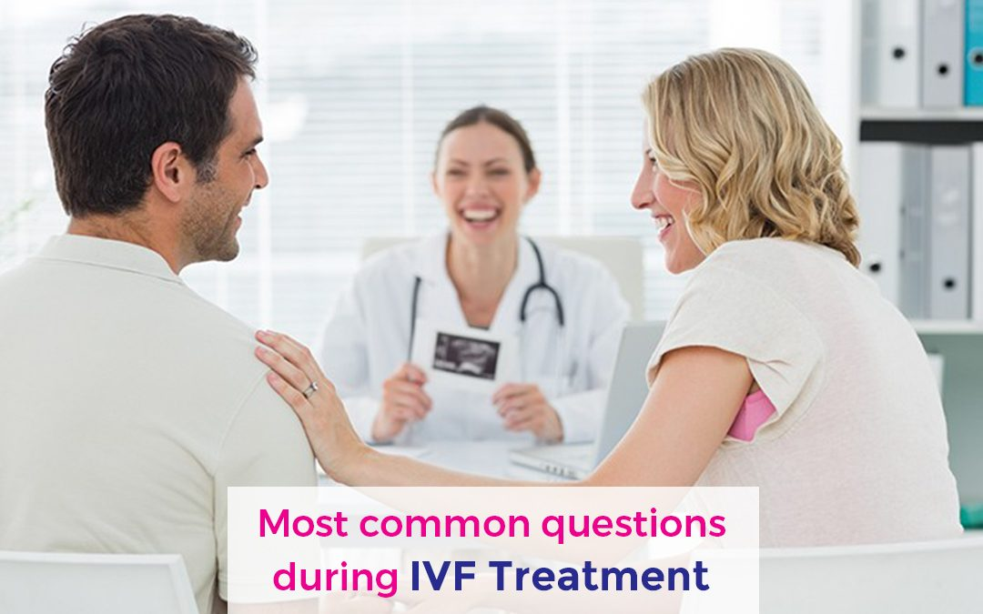 Most common questions during IVF Treatment