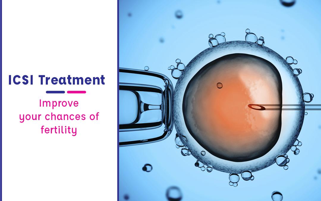 ICSI Treatment- Improve your chances of fertility