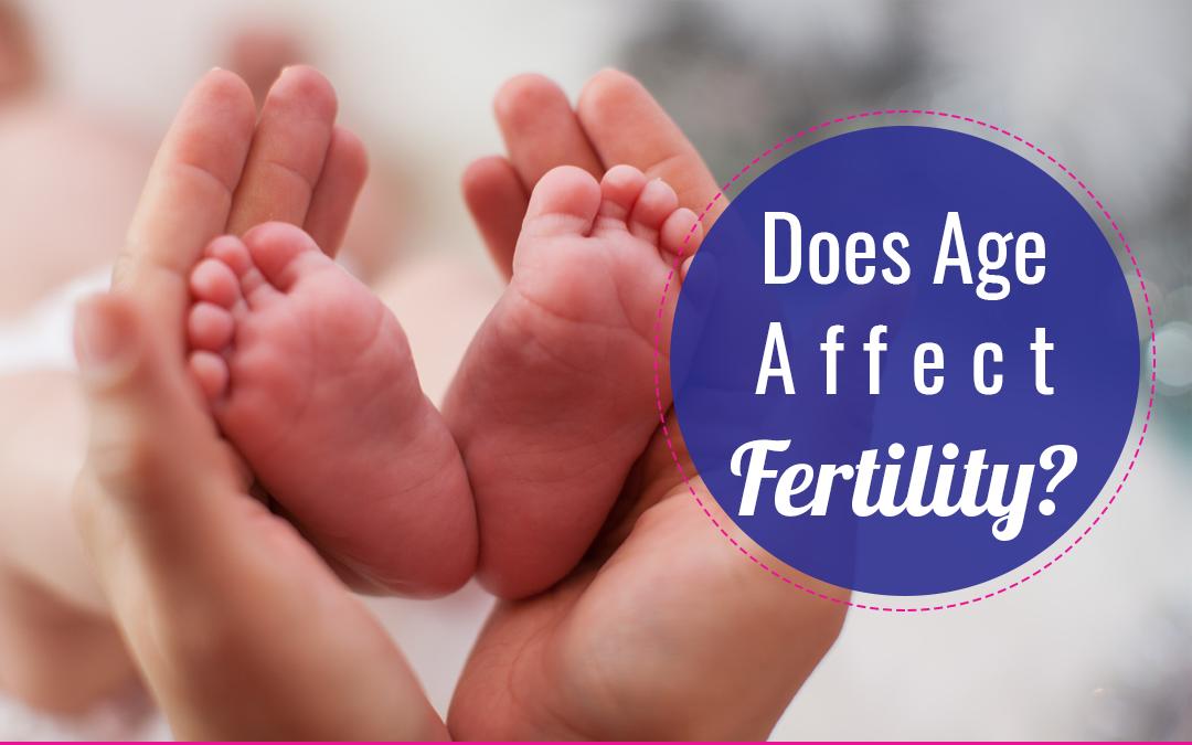 Does Age affect Fertility?