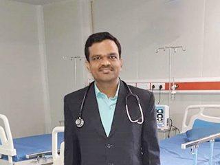 Dr Krishna Deshpande Aundhekar